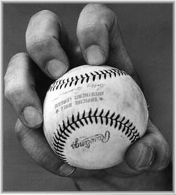 tim wakefield grips his knuckle ball and a picture of tim wakefield ...