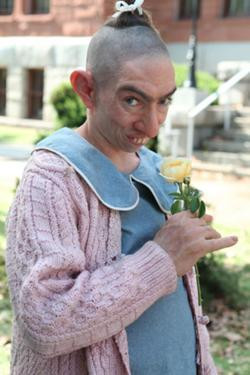 Naomi Grossman played Pepper in Season 2 of