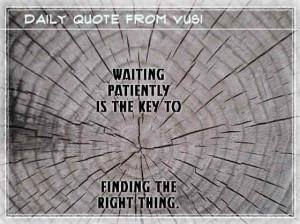 Vusi's Words of Wisdom