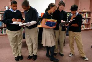 Quinsigamond School Boys K-6