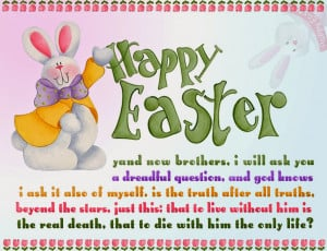 Happy Sunday Quotes Facebook Happy easter sunday wishes