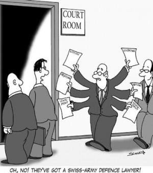 Lawyer Jokes For a Friend