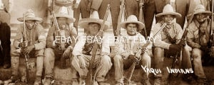 Yaqui Indians The Yoeme Are
