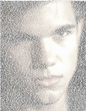 Jacob Black Quotes Mosaic Digital Art