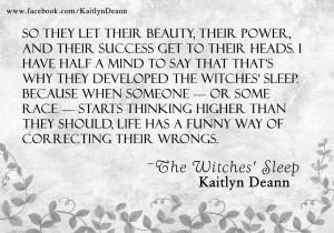 the witches sleep coming summer 2012 www kaitlyndeann com www facebook ...