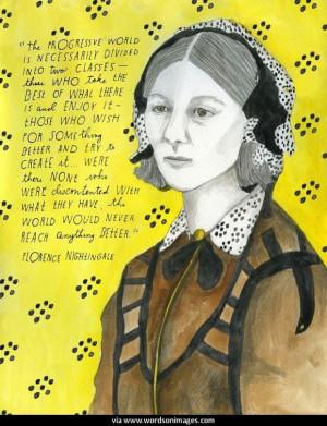 Quotes by florence nightingale