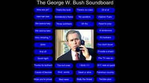 George Bush Audio