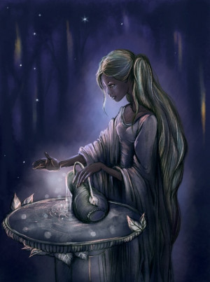 ... the Rings (creative franchise) : What powers does Galadriel possess
