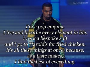 Stupidest Kanye West Quotes