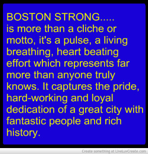 Boston Strong Quote