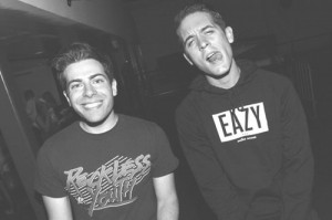 Eazy and Hoodie Allen