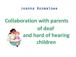 Deaf and Hearing Impaired