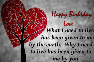 home happy birthday happy birthday love quotes wallpaper