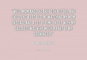 quote-Eleanor-Tomlinson-well-mom-and-dad-are-both-actors-232367.png
