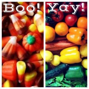 candycorn #cornicopia #rainbow #halloween #fruit #veggies #quote ...