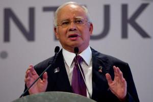 Perdana Menteri Malaysia Najib Razak