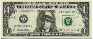 Al Capone Mafia Mug Shots Of Picture