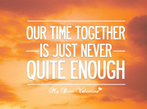 cute-friendship-quotes-Our-time-together