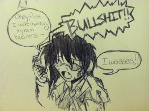 hellsing ultimate abridged quotes :P