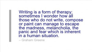 ... panic fear, which is inherent in the human condition.