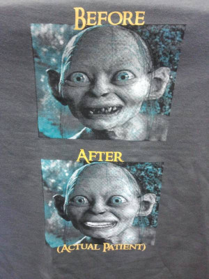 Shirt Promoting The Dental Office I Work For   Funny Pictures, Quotes ...