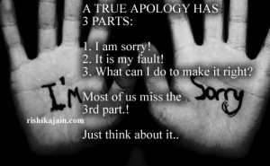 APOLOGY,,Forgiveness - Inspirational Quotes, Motivational Quotes and ...