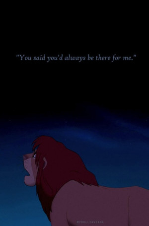 Simba Remember Who You Are Quote I remember the first time