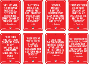 jay shells drops 'rap quotes,' his most site-specific street art ...
