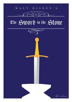 sword in the stone more stones film movie posters disney title posters ...