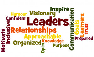 ... success depends on the good leadership in that organization