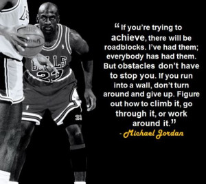 Michael Jordan Motivational Quotes 2