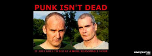 Punks not Dead with Ian Mackaye and Henry Rollins