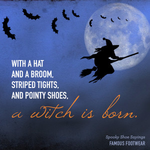 ... out these fun and spooky sayings to kick off your night of fright
