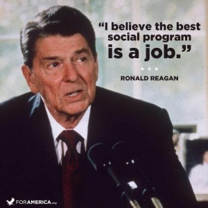 Ronald Reagan. Have people forgotten how wonderful this man was as a ...