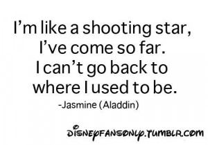 Quote - Jasmine (Aladdin)