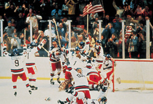 """The """"Miracle on Ice"""": 1980"""