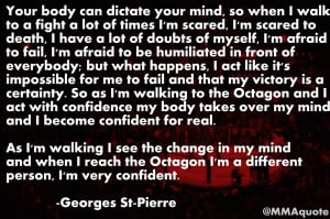 Fight Quotes on Confidence