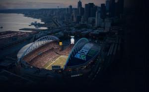 Sports - Seattle Seahawks Stadium Stadium Seattle Wallpaper