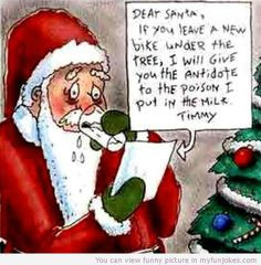 Funny Christmas cartoons — short jokes of the day - http://www ...