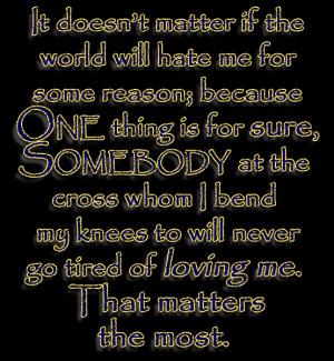 INBOX: Somebody Loves Me