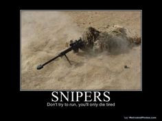 So proud of our snipers! Great job guys More