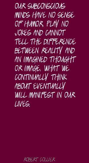 Subconscious Mind Quotes. QuotesGram