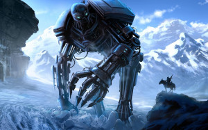 Robot warrior Wallpapers Pictures Photos Images