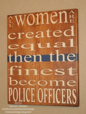 Female police officers. https://www.etsy.com/listing/171381504/female ...