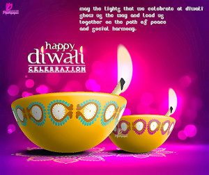 Diwali Celebration Quotes, SMS & Wallpapers