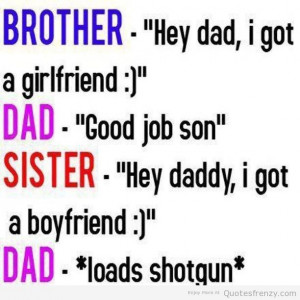have two daughters, which possibly explains this post. (It is very ...