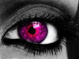 Purple Eye Cyanide Butterflies