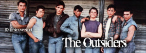 The Outsiders Facebook Cover Photo