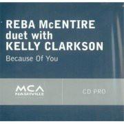 kelly clarkson reba mcentire because of you lyrics Picks...