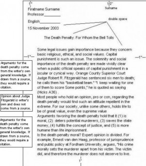 How to write an essay in mla format pictures 2